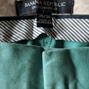 Men's Banana Republic Emerson Chino
